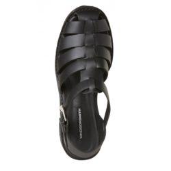 La Fluffy – Griffe Sandalo Calzature Smith Windsor Black OuiZTPXwk