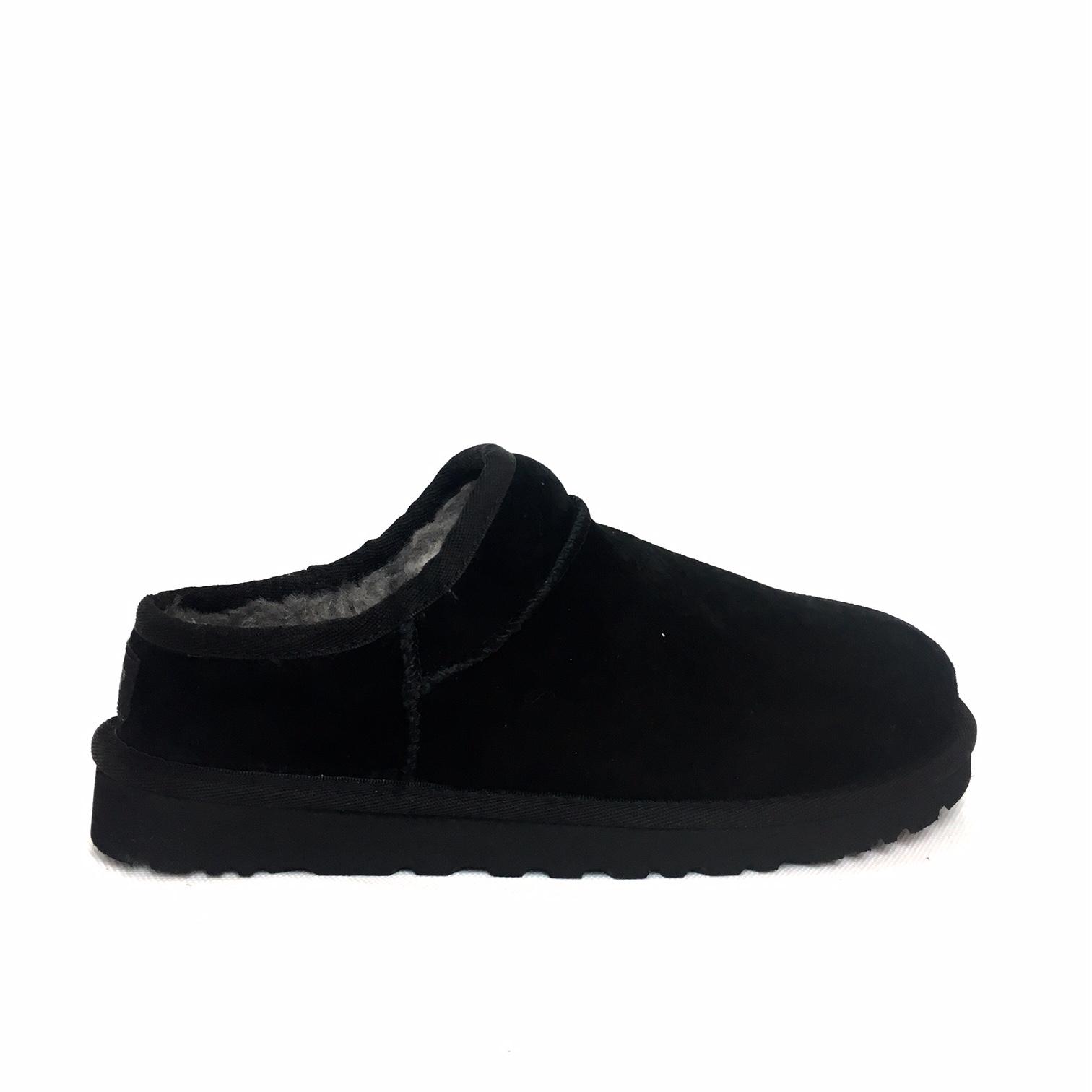 e906a3e3ea UGG classic slipper black – La Griffe calzature
