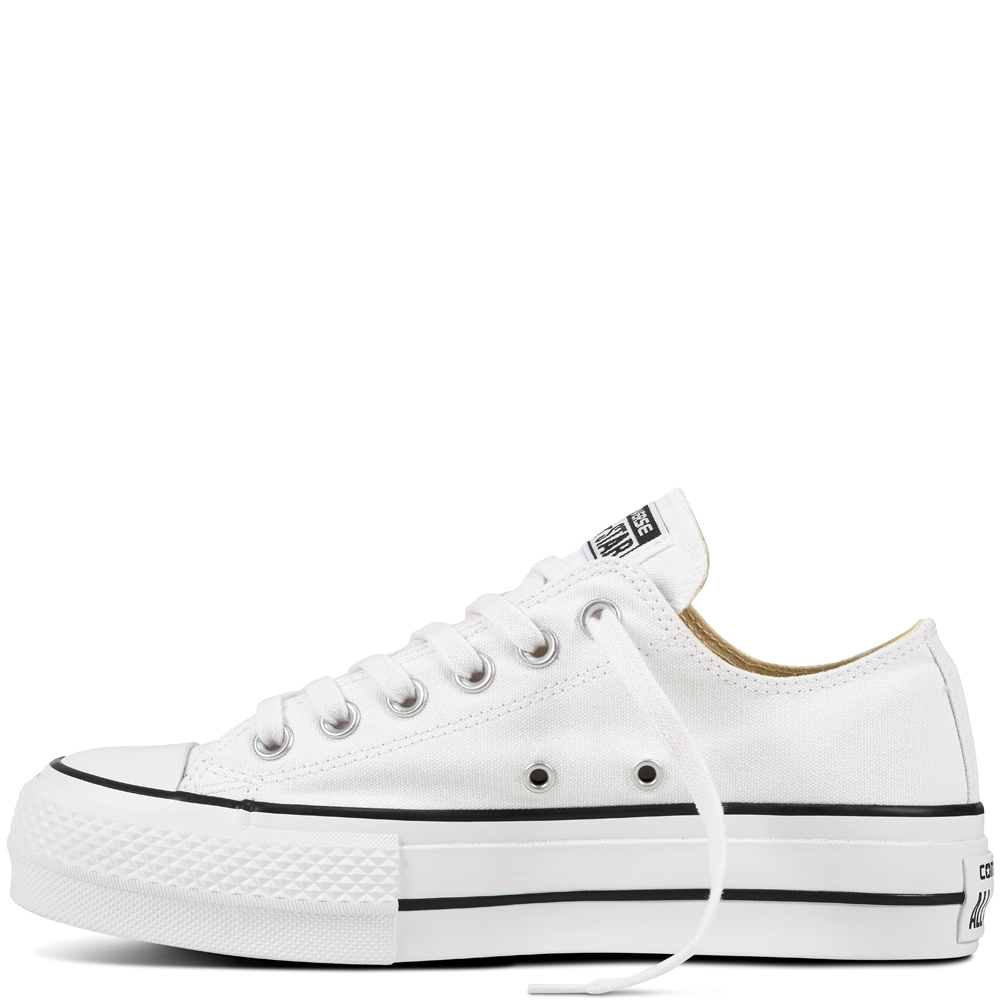 Converse Chuck Taylor All Star Lift 560251C White - Black