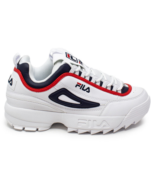 Fila sneakers in pelle sintetica modello Disruptor cb low (1010575)