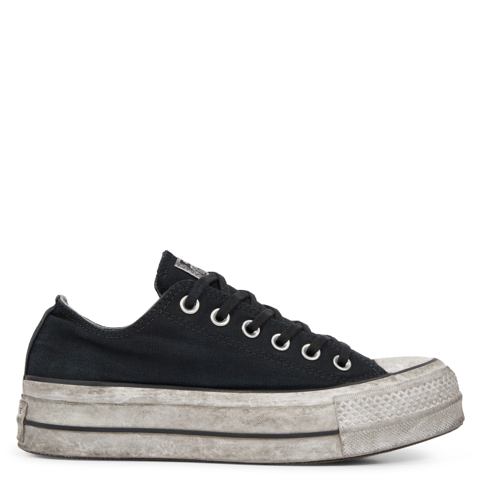 Converse Chuck Taylor All Star ox lift limited edition black